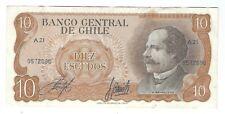 Chile -   10 Escudos