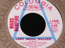 Mars Bonfire-Lady Moon Walker-'69 Psych PROMO 45!