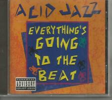 Acid Jazz / everything´s going to the beat / CD