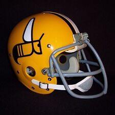 1975 WFL Charlotte Hornets Suspension Football Helmet