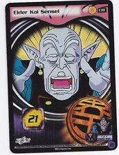 Elder Kai Sensei Dragonball CCG DBZ Foil
