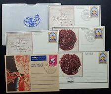 Collection of Liechtenstein Postcards 2 Scans