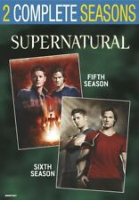Supernatural: Season 5 And Season 6 [New DVD] Shrink Wrapped, 2 Pack, Brick, B