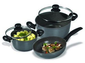 Stoneline Cooking Pot Set of 5