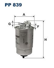 Kraftstofffilter - Filtron PP839