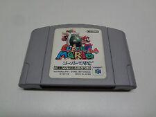 Mario 64 Rumble Pack Compatible Nintendo 64 Japan LOOSE