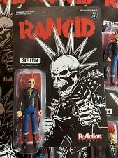 Super7 Punk Rock RANCID SKELETIM ReAction Action Figure In Stock