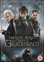 Fantastic Beasts: The Crimes of Grindelwald DVD (2019) Eddie Redmayne, Yates