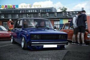 "Front lip ""USSR"" analog VIHUR LADA 2105 2107 Riva Nova"