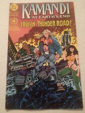 Kamandi At Worlds End #3 August 1993 DC Comics Veitch Gomez Barreiro