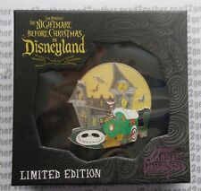 Disney Pin DLR Nightmare Before Christmas in Disneyland Event Passholder Jumbo