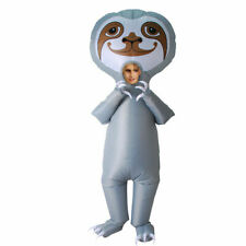 Halloween Adults Giant Sloth Inflatable Party Fancy Funny Cosplay Costume