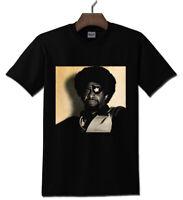 James Booker American Musician Blues Jazz Gildan Black T shirt S - 2XL