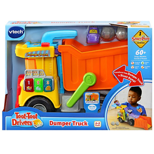 Vtech Toot Toot Drivers Dumper Truck New Baby Toddler Interactive Toy Age 1-5