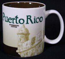 Starbucks City Icon Puerto Rico Coffee Mug Big 16oz (NEW)