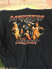 Monster Magnet -  Never gonna work another day in my life Vintage XL shirt.