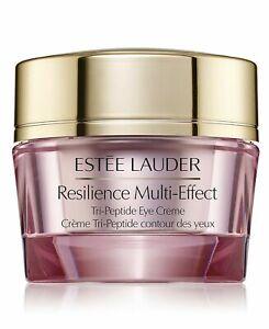 Estee Lauder Resilience Multi-Effect Tri-Peptide Eye Creme 0.5oz FULL SZ /NO BOX