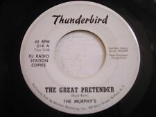 PROMO The Murphy's The Great Pretender / I'll be Home Again 1968 45rpm VG++