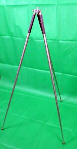 Cased Vintage  Camera Tripod with ball head. made in germany