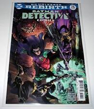 DETECTIVE COMICS # 938  DC Comic  Oct 2016  NM  Batman