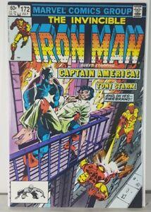 Iron Man #172 - Marvel Comics 1983 VF
