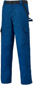 Dickies Industry 2.0 Work Trousers Mens Combat Cargo Knee Pad Pockets Hi Viz
