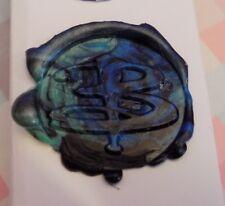 Wax Stamp kit. Buffy the Vampire Slayer B. Seal, wax, handle and spoon