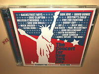 NYC CD Bowie Bon Jovi Jay-Z Billy Joel Clapton McCartney Backstreet Boys The Who