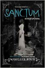Sanctum (Asylum), Excellent, Roux, Madeleine Book