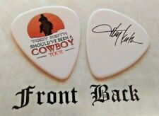 KEITH - TOBY KEITH band Signature Logo guitar pick  -(W)