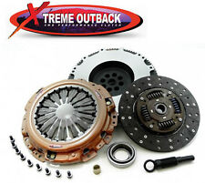 Xtreme Heavy Duty Clutch w/ Flywheel Kit Nissan Patrol GU Diesel TD42T Y61 98~07