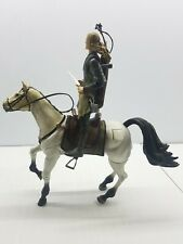"""Legolas & horse rider 2003 Lord of the rings figure 6"""" 16cm Marvel ave lot"""