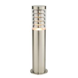 TANGO Outdoor Post Light 450mm - Stainless Steel - E27 Bollard Waterproof IP44