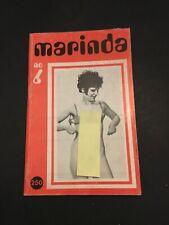 [7764-M16] Marinda 6 - Mens Magazine - Curiosa - Revue