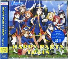 AQOURS-LOVE LIVE! SUNSHINE!! 3RD SINGLE: HAPPY PARTY TRAIN-JAPAN CD+Blu-ray G88
