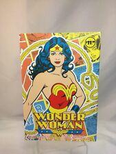 New Wonder Woman Collection DC Comics Beauty Book Eyeshadow Blush Lipstick