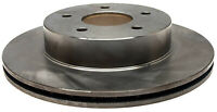 Disc Brake Rotor-Non-Coated Rear ACDelco Advantage fits 87-89 Nissan 300ZX