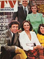 Valerie Harper TV Mirror Magazine 1975 Rhoda
