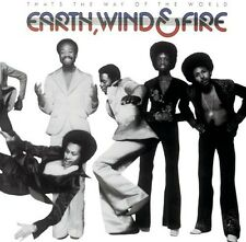Earth, Wind & Fire, - That's the Way of the World [New CD]