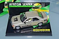 Minichamps 1/43 MERCEDES-BENZ 190E 2.3-16 NURBURGRING SENNA COLLECTION #11