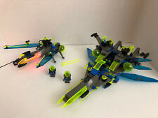 LEGO Space Insectoids Celestial Stinger 6969 & Sonic Stinger 6909 Light & Sound
