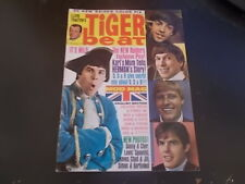 The Beatles, Rolling Stones, Sonny & Cher - Tiger Beat Magazine 1966