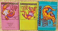 Vintage 1990 Cassette Tape Alligator Stomp Cajun & Zydeco Classics Rhino Records