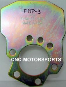 Flywheel Balance Plate Pioneer FBP-3 350 Iinternal to 454 External