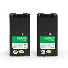 2x BP-209 BP-210 BP-222 Battery for ICOM F3GT F3GS F4GT F4GS F11S F12S F21S F22S