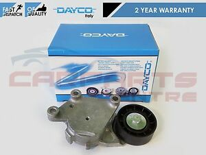 FOR FORD B-MAX FIESTA FOCUS CMAX GRAND 1.6 AUXILIARY DRIVE FAN BELT TENSIONER
