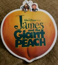 James And The Giant Peach Movie Pin