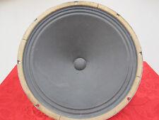 """Speaker 15"""" klangfilm Field Coil Full Range 6Ω VINTAGE Kino Klang Horn Theater"""