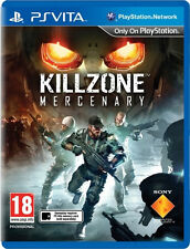 Killzone: mercenario (Sony PlayStation Vita, 2013) PS Vita Solo Carro PAL UK