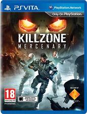 Killzone: Mercenary (Sony PlayStation Vita, 2013) PS Vita Cart only PAL UK